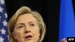 Держсекретар Гілларі Клінтон розпочинає поїздку до Азії