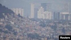 """""""Se activa Fase I de Contingencia Ambiental Atmosférica por ozono en la Zona Metropolitana del Valle de México"""", anunció vía Twitter la Comisión Ambiental de la Megalópolis."""
