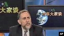 美国商业工业委员会教育基金会的研究员艾伦.图尔森先生