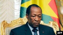 L'ancien président burkinabè Blaise Compaore
