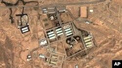 Iran's Parchin nuclear complex