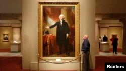 Në Muzeun Smithsonian të Artit Amerikan, në Uashington