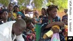 Consultation médicale au Mali