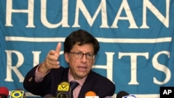 El director ejecutivo de Human Right Watch, José Miguel Vivanco, pidió al Mercosur tomar acciones frente a varios hechos que demuestran la violación de los derechos humanos en Venezuela.