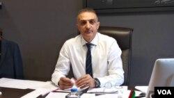 Parlementerê HPD'ê Abdullah Koç