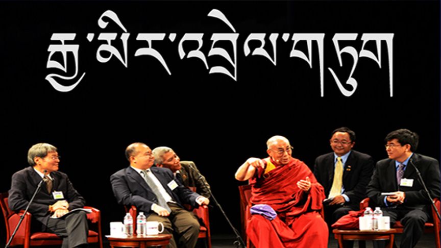 The Dalai Lama engagement with Chinese thinkers and Buddhism Science Dialog