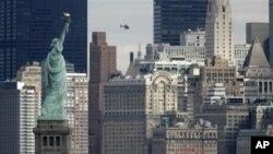 بلند و بالا نیو یارک