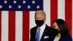 """J'ai choisi la bonne personne"", dixit Joe Biden"