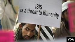په هند کې د امریکا سفارت په خپلو مخکنیو امنیتي مشورو کې د داعش نوم نه و یاد کړی