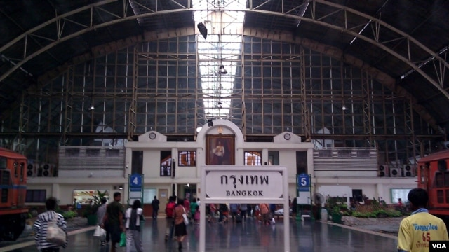 风向转变  中国泛亚高铁处处受阻