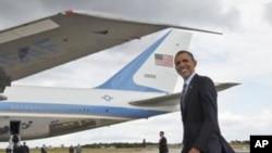 美国总统奥巴马主张提高国债上限