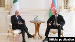 İlham Əliyev və Serco Matterallan