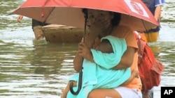 东南亚国家面临恶劣气候的风险上升