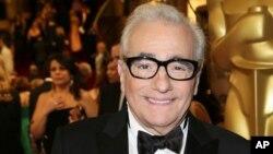 Sutradara Martin Scorsese saat menghadiri malam penganugerahan Oscar di Los Angeles, 2 Maret 2014 (foto: dok).