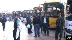 ایران اور پاکستان کے درمیان بس سروس کا آغاز جلد متوقع