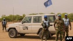 Misi penjaga perdamaian PBB di Sudan Selatan (UNMISS).