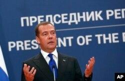 Dimitrij Medvedev, premijer Rusije.