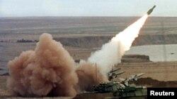 Las imágenes dejan ver armamento pesado que fue disparado entre el 21 y 26 de julio de 2014.