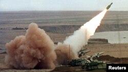 Quân đội Ukraine diễn tập quân sự với phi đạn địa đối không