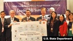 ອົງການພັດທະນາສາກົນ ຂອງສະຫະລັດ ຫລື USAID ປະກາດ ຄູ່ຮ່ວມພັດທະນາໃໝ່ ຈຳນວນ 12 ມະຫາວິທະຍາໄລ ແລະສະຖາບັນອາຊີວະສຶກສາ ທີ່ມີຊື່ສຽງ ໃນເຂດລຸ່ມແມ່ນ້ຳຂອງ.