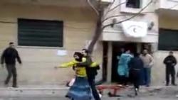 آمریکا سفارت خود در دمشق را بست