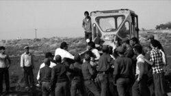 درگیری نیروی انتظامی مشهد با کشاورزان معترض