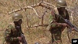 Ciidamada Kenya oo ku sugan Gudaha Somalia