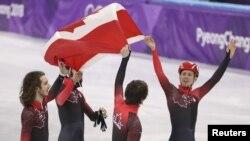 کینیڈین اولمپک کمیٹی کے مطابق وہ تمام تر صورتِ حال کا جائزہ لے رہے ہیں۔ (فائل فوٹو)