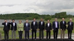 G8 Leaders Wrap Up Summit