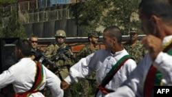 Tổng Thống Afghanistan Hamid Karzai từ lâu đã hối thúc NATO giao lại trách nhiệm cho lực lượng Afghanistan