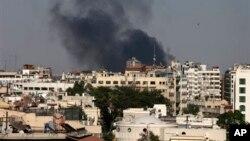 Дамаск, Сирия, 25 августа 2013г.