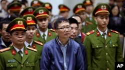 Vụ ông Trịnh Xuân Thanh cũng xuất hiện trong phúc trình của Ân xá Quốc tế.
