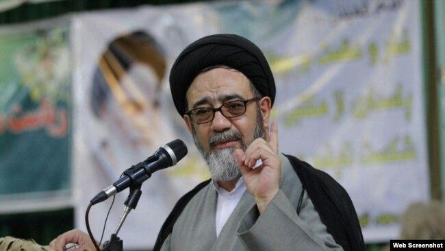 Seyyid Məmmədəli Ali-Haşim, Təbrizin cümə imamı