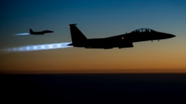 SHBA vazhdojnë sulmet kundër ISIS