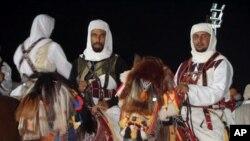لیبیا کے قبائلی راہنما