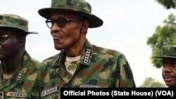 Shugaba Muhammad Buhari
