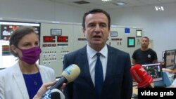 Премьер-министр Косово Альбин Курти (архивное фото)