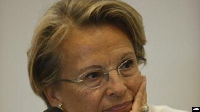 Bộ trưởng Ngoại giao Pháp Michèle Alliot-Marie