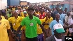 Manifestação a favor da autonomia das Lundas, Cafunfo