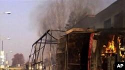 کشته شدن سه تندرو در کشمیر