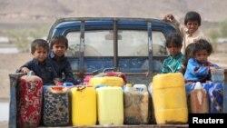 ملگرو ملتونو ویلي دي چې د یمن شاوخوا ٢،٢ میلیونه ماشومان د سو تغذي نه رنځیږي