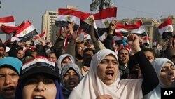 تحریر چوک، مصر