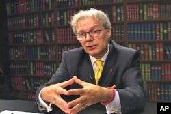 Д-р Стојадин Наумовски: за дијаспората има само една партија - Македонија