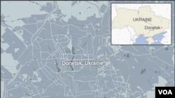 Donetsk, Ukrayna