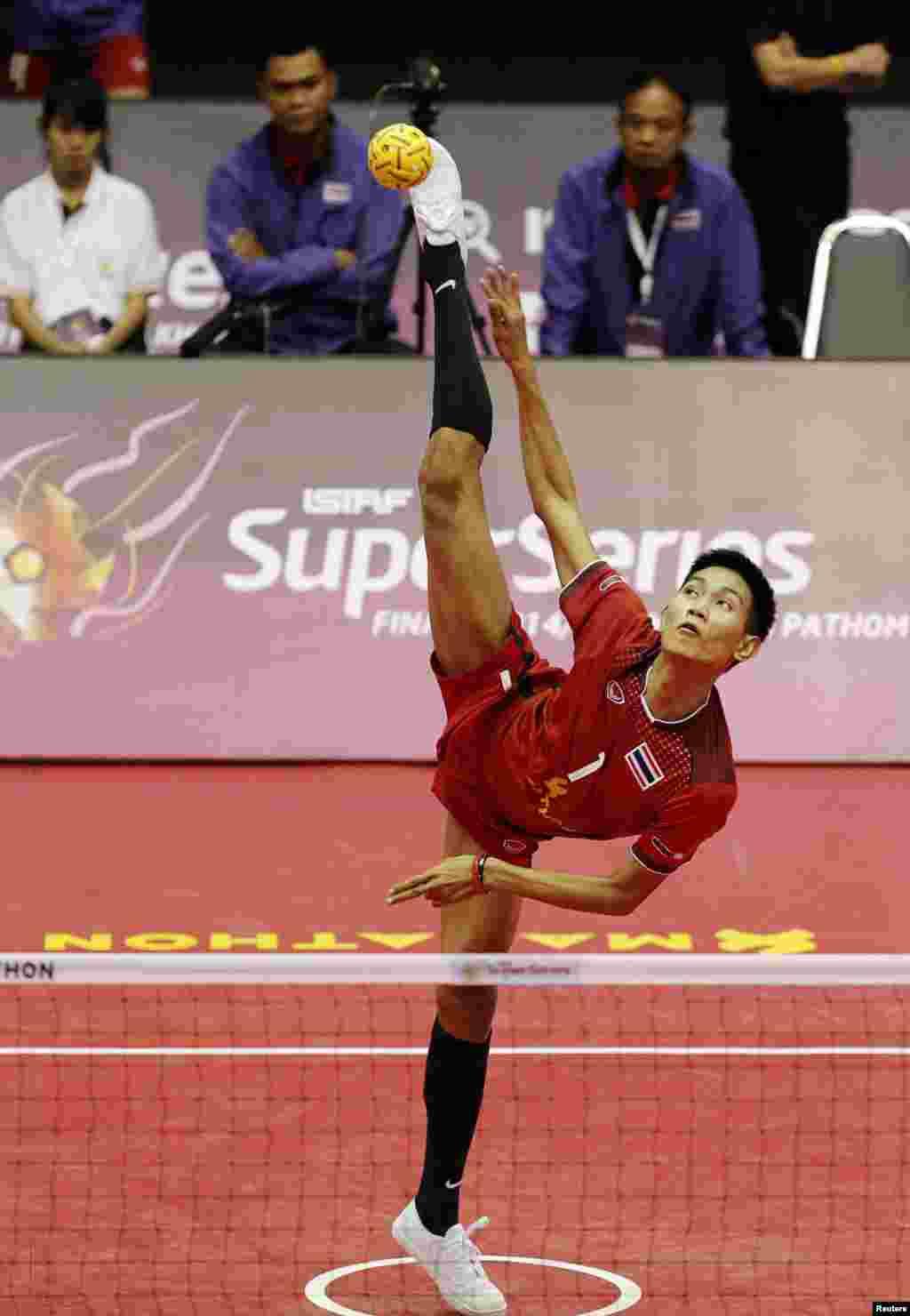 Tayland - ISTAF Super Series Finals Thailand 2014/2015