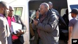Tendai Biti In Court Zimbabwe Elections