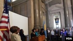 Dr. Nina Ahmad, President, Philadelphia Chapter, NOW