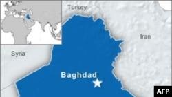 Cảnh sát Baghdad giải phóng các con tin tại nhà thờ