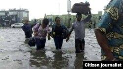 Ambaliyar Ruwa a Birnin Lagos