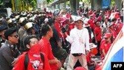 Nhóm ủng hộ ông Thaksin nói sẽ còn tổ chức thêm các cuộc biểu tình chống chính phủ